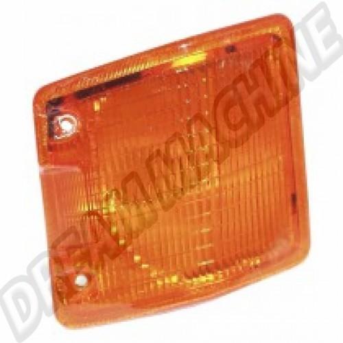 Cabochon de clignotant orange droit 80-->92 9432 Sur www.dream-machine.fr