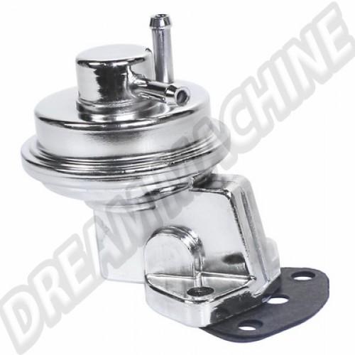 Pompe  essence avec dynamo -->>7/73  chrome  98-1270-0 Sur www.dream-machine.fr