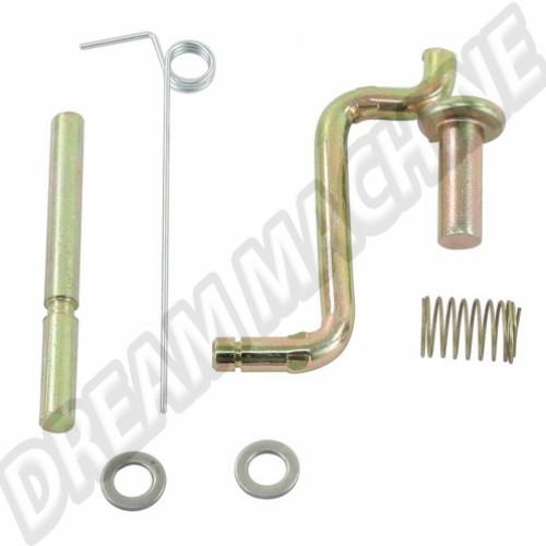 Kit réparation pédale accélérateur 58--->>66 111721615 Sur www.dream-machine.fr
