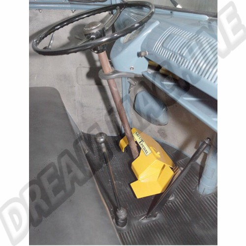 Antivol Safe T pedal pour Combi Split VW Dm711023 Sur www.dream-machine.fr