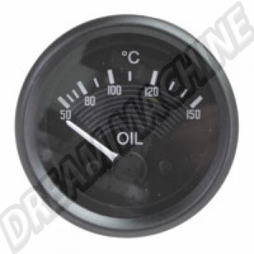 Cadran de température d'huile Smiths 12V T1 68--> AC957055 Sur www.dream-machine.fr