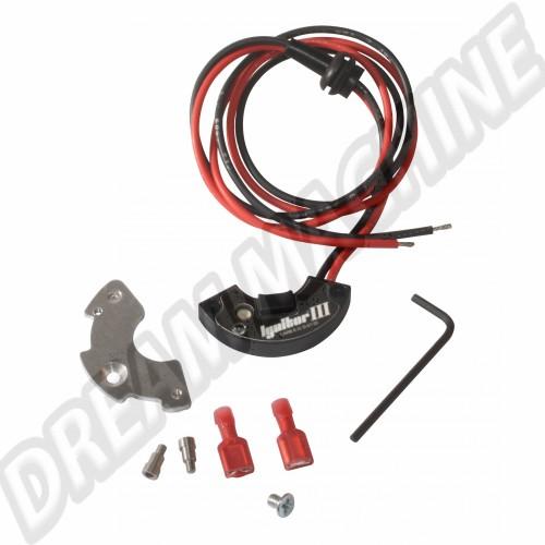 Système électronique Ignitor III pour allumeur à dépression AC99871847V Sur www.dream-machine.fr