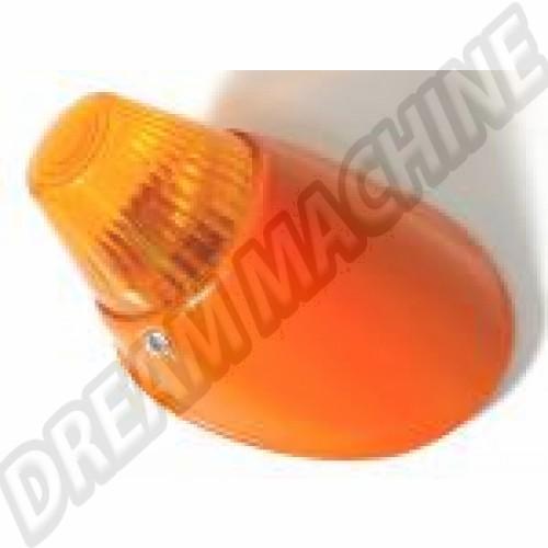Clignotant av complet obus orange 55-->>57 Gauche 111953041COR Sur www.dream-machine.fr