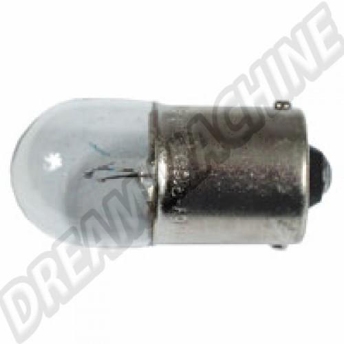 Ampoule d'éclairage de plaque arrière 6V  N0177191 Sur www.dream-machine.fr