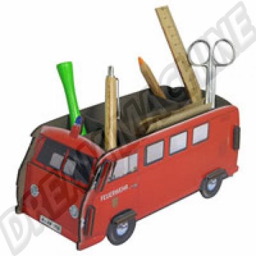 Boite de rangement bureau Combi Pompier AC999210D Sur www.dream-machine.fr