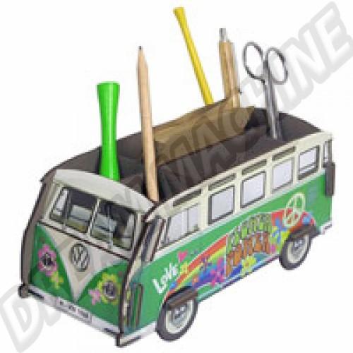 Boite de rangement bureau Combi Hippie AC999210C Sur www.dream-machine.fr