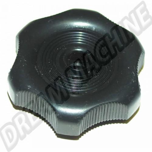 Bouton noir pour vitre Westfalia Type 2 68-79 BS11147 Sur www.dream-machine.fr