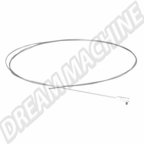 Cable ouverture de capot avant 68---->> 113823531G Sur www.dream-machine.fr