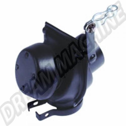 Clapet de boite de chauffage Droit Combi avec moteur 1.7L --> 2L 021256206K Sur www.dream-machine.fr