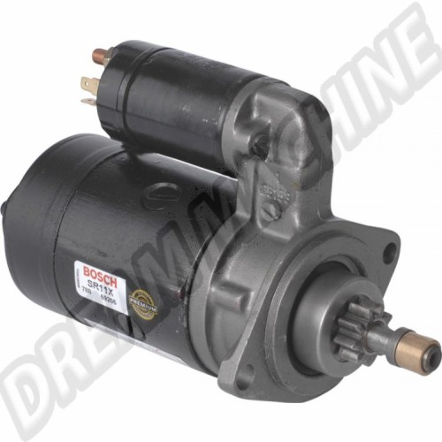 Démarreur 12V Bosch non reconditionné 113911023 Sur www.dream-machine.fr