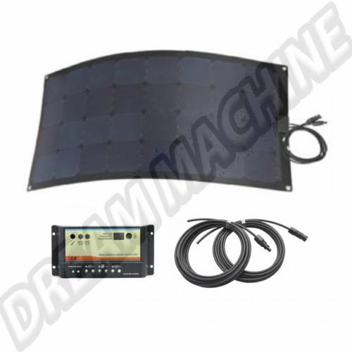 Kit de panneaux solaires  ultra-légers de 100 W dm42671 Sur www.dream-machine.fr