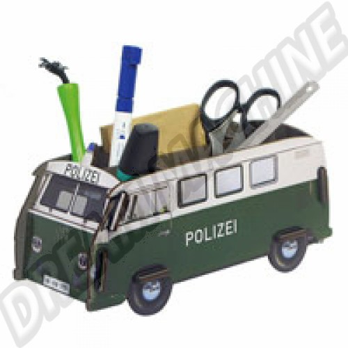 Boite de rangement bureau Combi Police AC999210E Sur www.dream-machine.fr