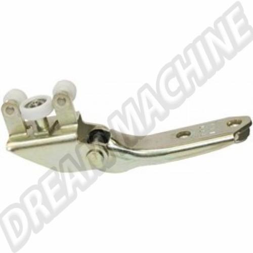 Mécanisme charnière complet de porte coulissante gauche T4 09/90-->06/2003 701843335A Sur www.dream-machine.fr