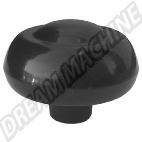 Pommeau de levier origine --->>61 noir 10 mm 113711141BK Sur www.dream-machine.fr