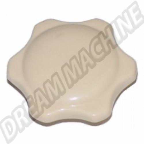 Bouton de chauffage ivoire 52-->>64 113711623AWH Sur www.dream-machine.fr