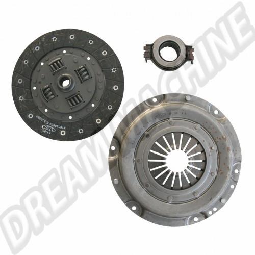 Kit embrayage 228 mm 2.0. 1.9. 2.1 79 ->89 029198141BQ Sur www.dream-machine.fr