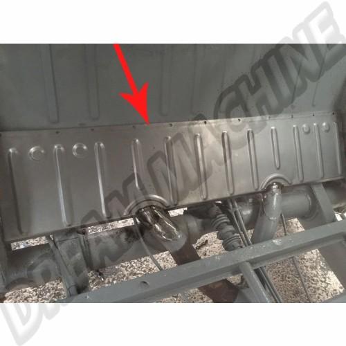 Panneau Arrière de  réparation du plancher  211801551A Sur www.dream-machine.fr