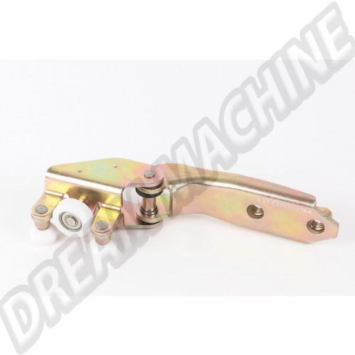 Mécanisme charnière complet de porte coulissante droite T4 09/90-->06/2003 701843336A Sur www.dream-machine.fr