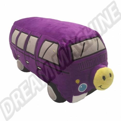 Peluche coussin Combi Bay violet
