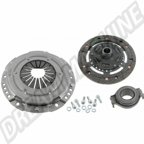 Kit embrayage 180mm guidé 1200cc 72-->78 et 1300cc 71-->75 111198141ALUK Sur www.dream-machine.fr
