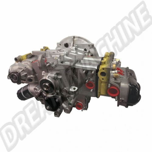 Moteur reconditionné T25 2.1L type DJ 025100031DX Sur www.dream-machine.fr