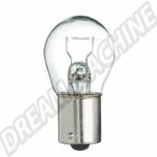 Ampoule de clignotant 12V. simple filament N0177322 Sur www.dream-machine.fr