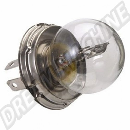 Ampoule de phare avant 12V 45/40W p45t Sur www.dream-machine.fr
