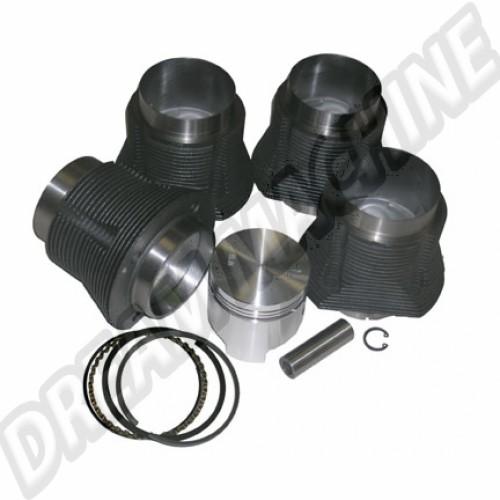 Kit cylindrée 1400cc sur 1200cc embase 87 -64mm x 83mm  AA PRODUCTS aa1400s87 Sur www.dream-machine.fr