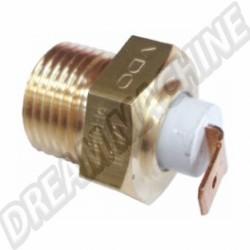 sonde vis de température d'huile (M18 X 1.5 à la place du bouchon pression)