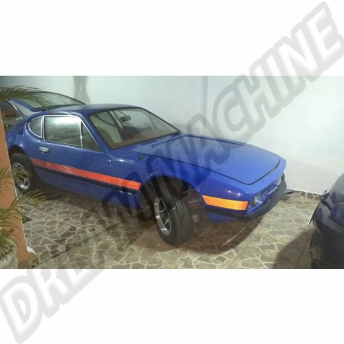 a vendre Annonce n°123 Volkswagen SP2  1973