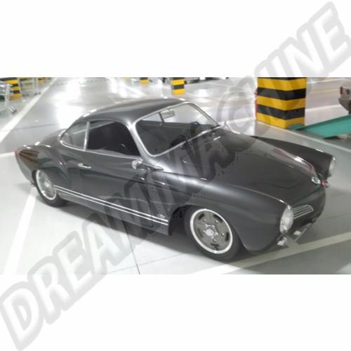 Annonce n°124 Karmann 1968 berline