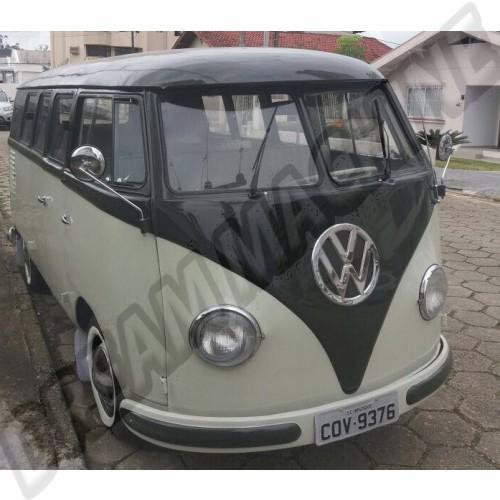 A vendre Annonce n°123  Combi split 1959 11 fenêtres