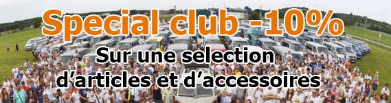Special club -10%
