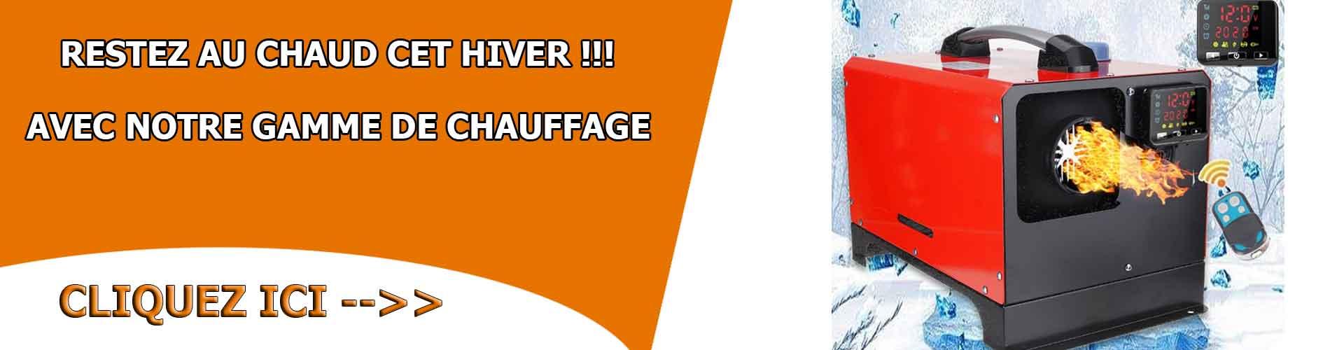 RESTEZ AU CHAUD CET HIVER !!!